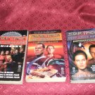 3 Star Trek Novels Deep Space Nine #4 #11 #13 1993