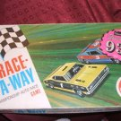 1973 Race-A-Way Championship Auto Race Game M. Bradley