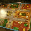 Clue Jr. 2003 clean game board