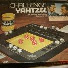 1974 Lowe Challenge Yahtzee Board & Rules