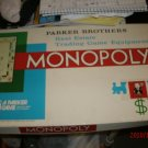 1961 Monopoly  Complete