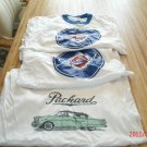 Three Packard T-Shirts XL & L & M