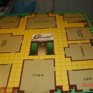 Cluedo by Waddington's Game Board ONLY