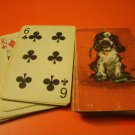 Vintage Playing Cards - Cute Puppy