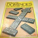 Vintage Double Nine Dominoes