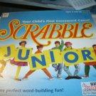 Scrabble Junior  1999 Hasbro Complete