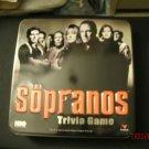 Sopranos Trivia Game 2004 in Tin