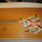 1967 Parcheesi game.  Selchow & Righter, Gold Seal Edition