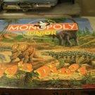 Parker Brothers Monopoly Junior Dig 'n Dinos