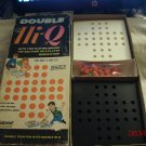 Gabriel Double HI-Q Game Almost Complete  1975