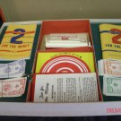 2 For The Money Game 1955 Inspired by CBS TV Quiz Game