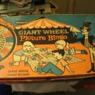 1950's? Remco Giant Wheel Picture Bingo Game Appears Complete - Decent Shape