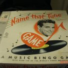 1957 Milton Bradley Name That Tune Game Missing the Album Game Parts Unpunched