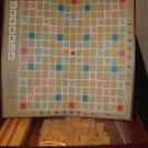 Scrabble Game 1953 board 1948  Complete