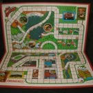 Vintage 1974 Emergency Game Board ONLY
