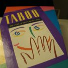Taboo Game Complete
