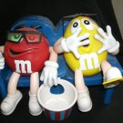 Red & Yellow At The Movies - M & M's Candy Dispenser