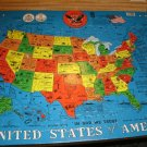 Large United States Tray Puzzle - Jigsaw - FX Schmid - Made in USA