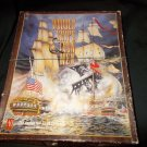 1996 Wood Ships & Iron Men PC Game - Avalon Hill - Complete
