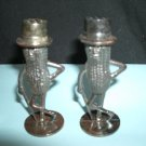 Mr. Peanut Salt & Pepper Shaker Set