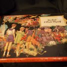 The Book I Made Myself - 1935 - Very cool scrapbook spiral book - John K. Murray