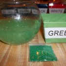 Water Beads - Gel Beads - Plant Soil Beads 1 bag Green