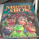 1980 Jim Henson's Muppet Show Colorforms Good Condition but Not Complete