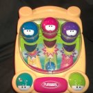 Playskool WHACK-A-MOLE Electronic Game 2002, Clean, Used Condition Cute! Works!