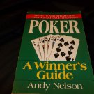 Poker  - A Winner's Guide - Andy Nelson - Paperback