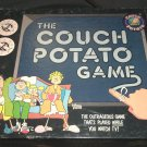 1987 Couch Potato Game - Complete - Party Game