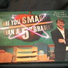 2007 Are You Smarter Than  A Fifth Grader? Board Game