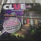 2013 Clue Game  Includes 2nd Game On The Boardwalk
