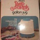 Vintage Aladdin Pump a Drink  - Cold Drink Dispenser