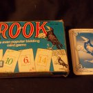 1988 Rook Card Game in box