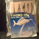 Build Your Own Sea Life Kit  Sword Fish