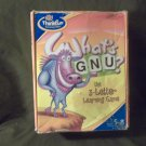2004 What's GNU? By Thinkfun  Almost Complete