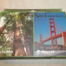 Souviner Playing Cards -  San Francisco & Muir Woods, Double Deck, With Box, Complete