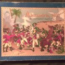 Alexandria, 1801 War Strategy Game by Simtac Appears Complete, 1996 Adult