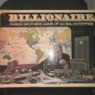 Billionaire Board Game  Complete except for 1 stylus