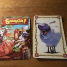 Snorta !  Game PART ONLY!  ONE game card ONLY!  Sheep Card