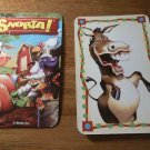 Snorta !  Game PART ONLY!  ONE game card ONLY!  Donkey Card