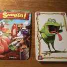 Snorta !  Game PART ONLY!  ONE game card ONLY!  Frog  Card