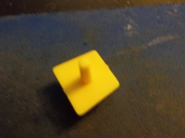 Perfection Game Part - ONE (1) Replacement Part -  4 Sided Shaped Part