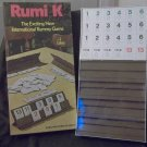 Rumi K by Cadaco 1977 Complete