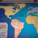 Parker Brothers RISK 1998    Game Board ONLY