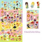 Kawaii Crux Japan Story of Children Fairy Tales Stickers Sticker Sheet NEW