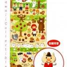 Kawaii Mind Wave Japan Woodland Fairy Tales Pleasant Funny Story Epoxy Stickers Sticker Sheet NEW