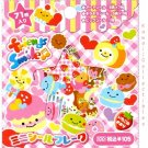 Kawaii Crux Strawberry Scented Stickers Sticker Sack Friends Smile Sweets NIP