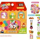 Kawaii Mind Wave Stickers Sticker Sack Lucky Animals NIP