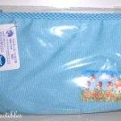 *RARE* Kawaii Vintage Sanrio Strawberry King Blue Pouch Bag 1998 NWT
